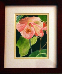 """Water Color: 8""""x10"""""""